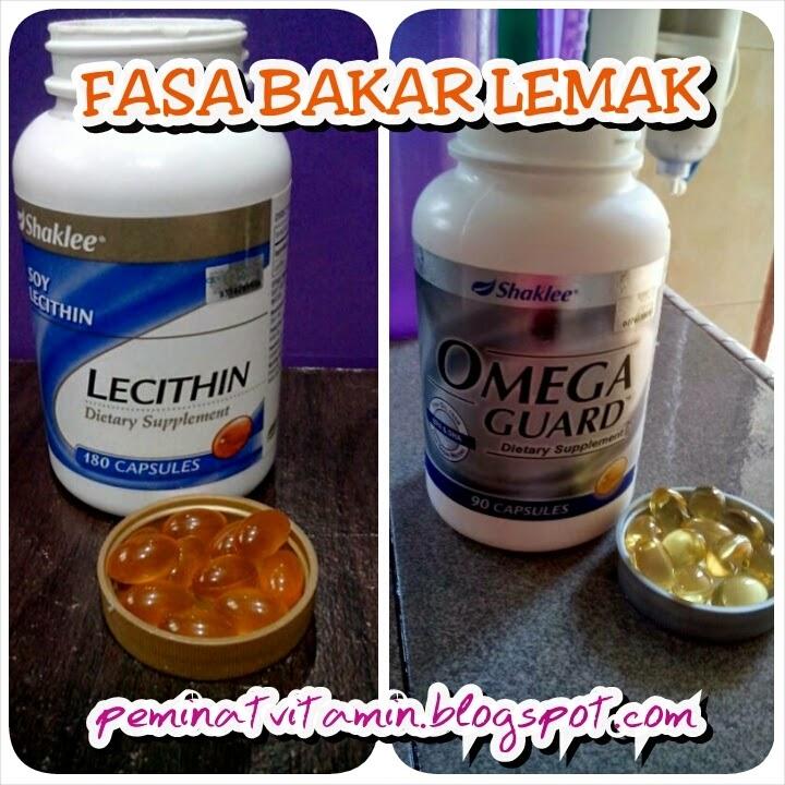 bakar lemak dengan omega