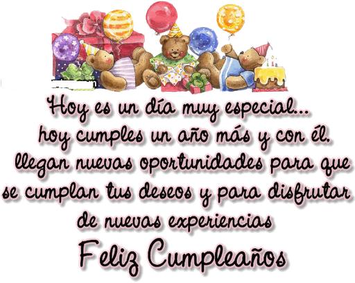 Mensajes cumpleaños con amor para enamorados ~ Frases  - Tarjetas De Amor Para Cumpleaños