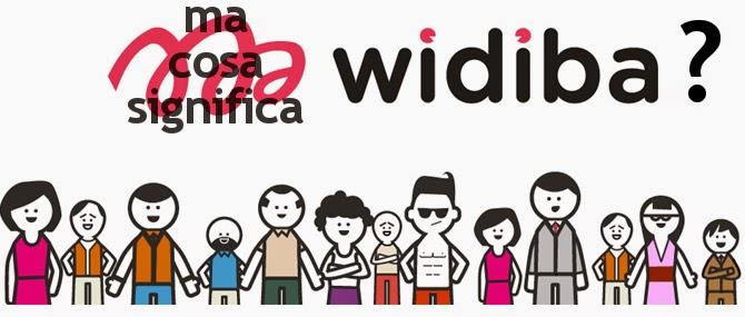 Cosa significa Widiba?