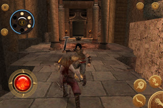 IOS Games - Prince of Persia: Warrior Within IPA