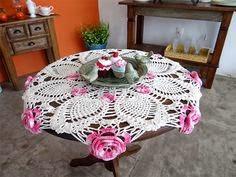 toalhas em croche em croche com receita blog