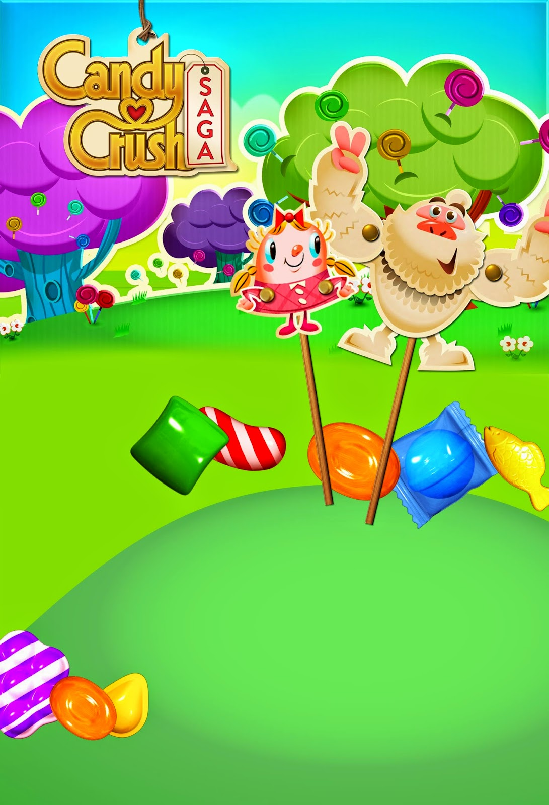 Candy Crush Saga on Facebook  Facebook