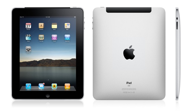 Apple's iPad3 configuration price size