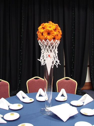 Wedding centerpieces sports theme wedding centerpieces sports theme junglespirit