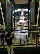 Tyler at the Air & Space