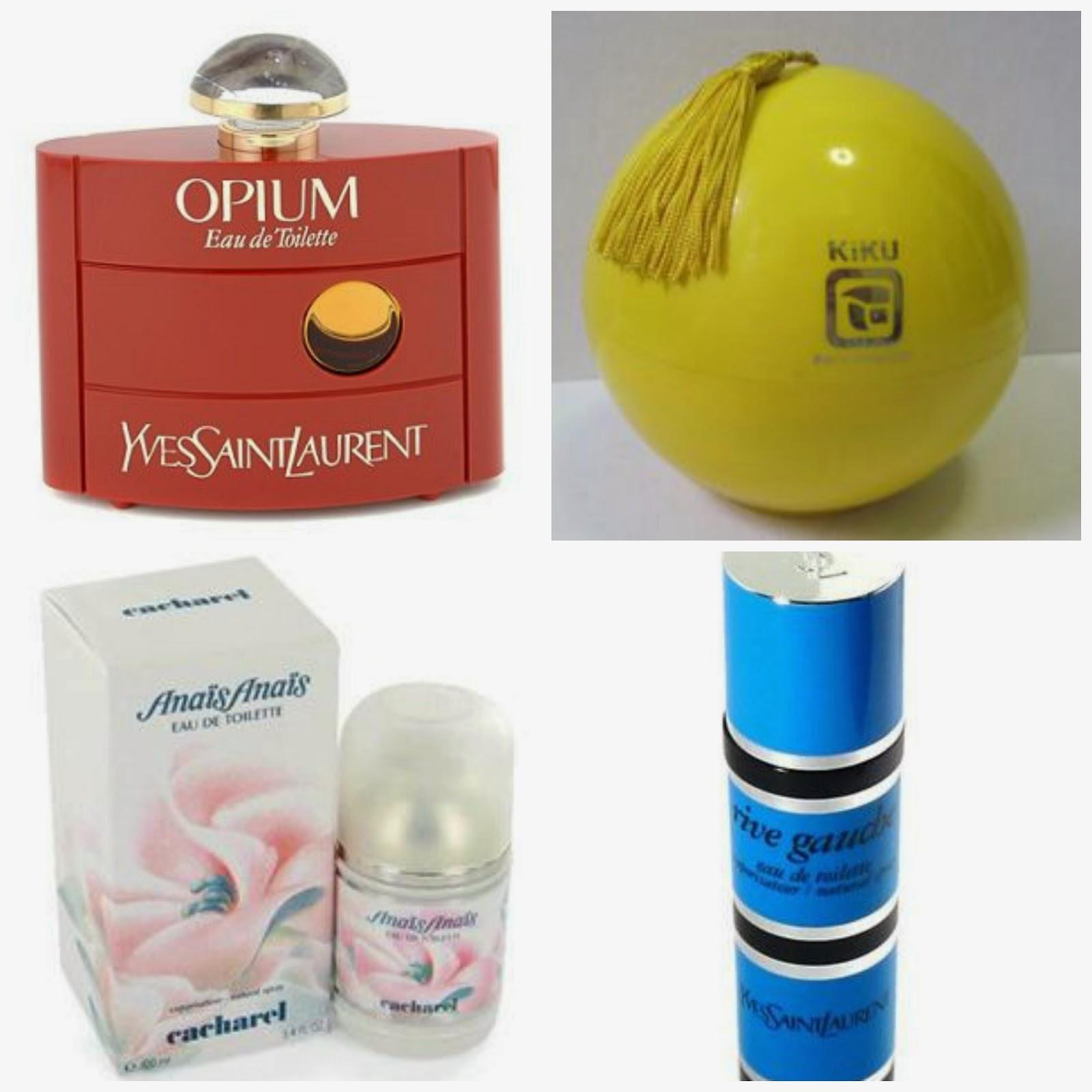 Seventies perfume