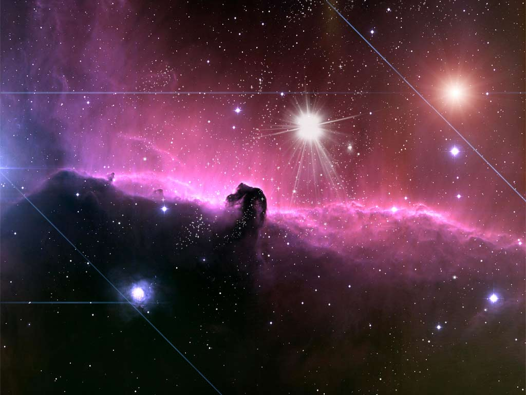 The Horsehead Nebula B33 Orion Nebula || Top Wallpapers Download .blogspot.com