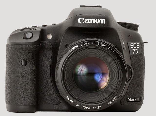Nova câmera