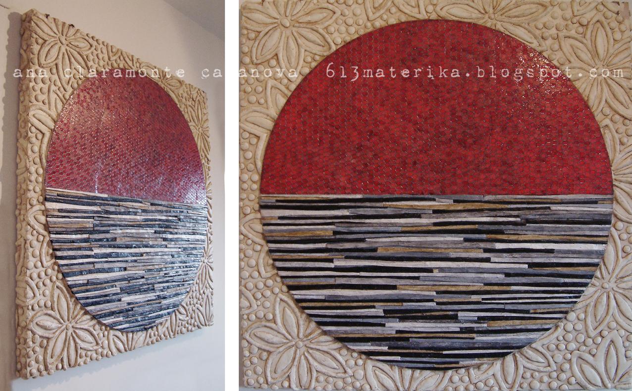 Cuadros con relieve y texturas and post cuadros con - Cuadros abstractos relieve ...