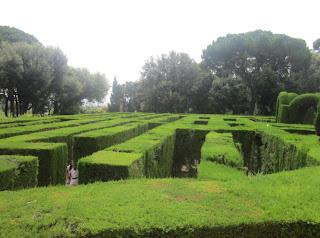 Laberinto d'Horta {Barcelona}