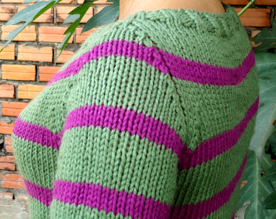 'Bobby' Cardigan Pattern - Free Sweater Pattern for a Child