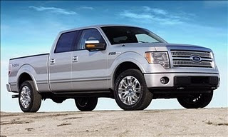 Ford Recalls Nearly 150,000 F-150 Pickups