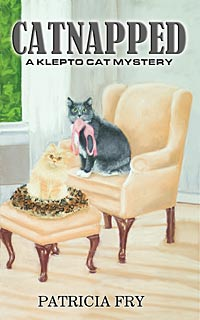 1st Book in Klepto Cat  Mystery Series