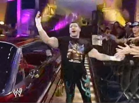 Eddie Guerrero entrance Royal Rumble Latino Heat Lowrider 2005