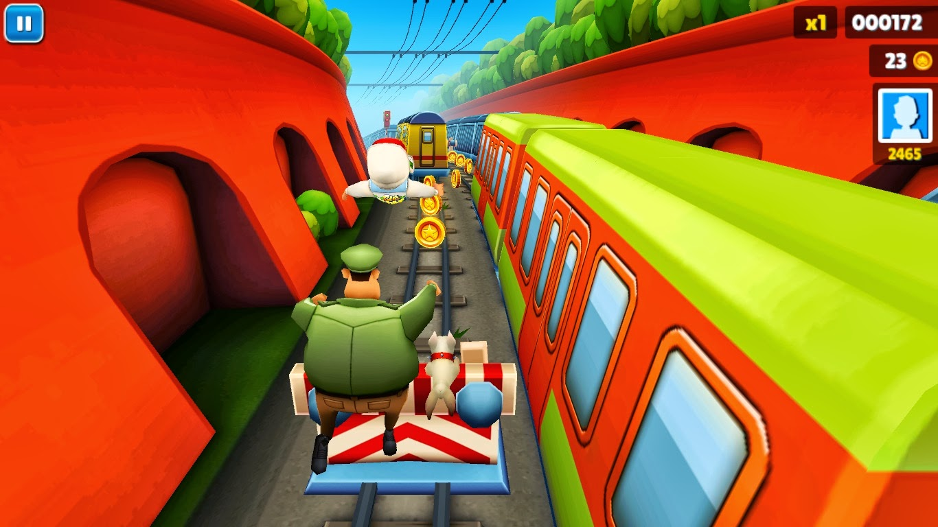 Subway Surfers İndir - PC