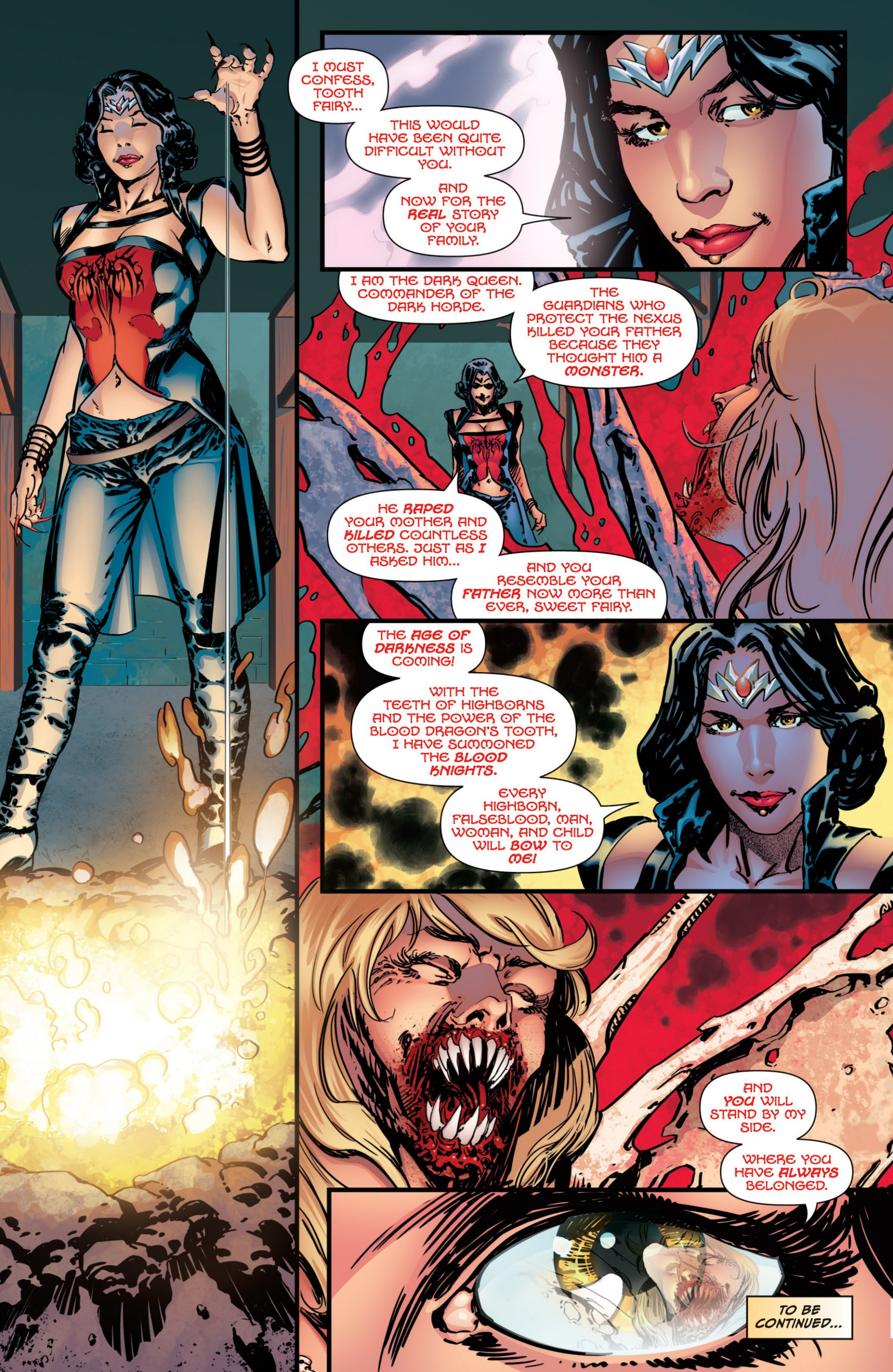 Grimm Fairy Tales (2005) Issue #97 #100 - English 22