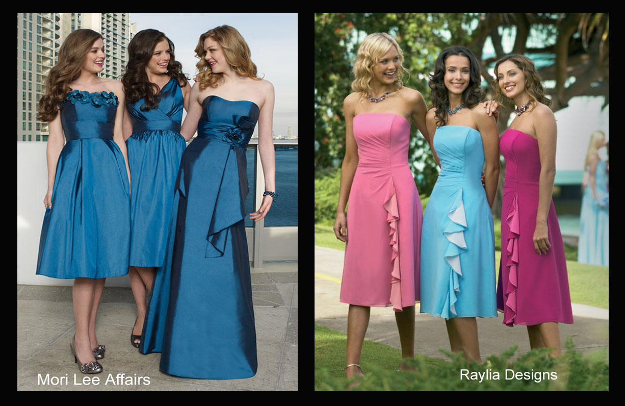 Magic moments designer dresses magic moments breaks down the magic moments designer dresses magic moments breaks down the latest bridesmaid dress fashion trends and season colors ombrellifo Image collections