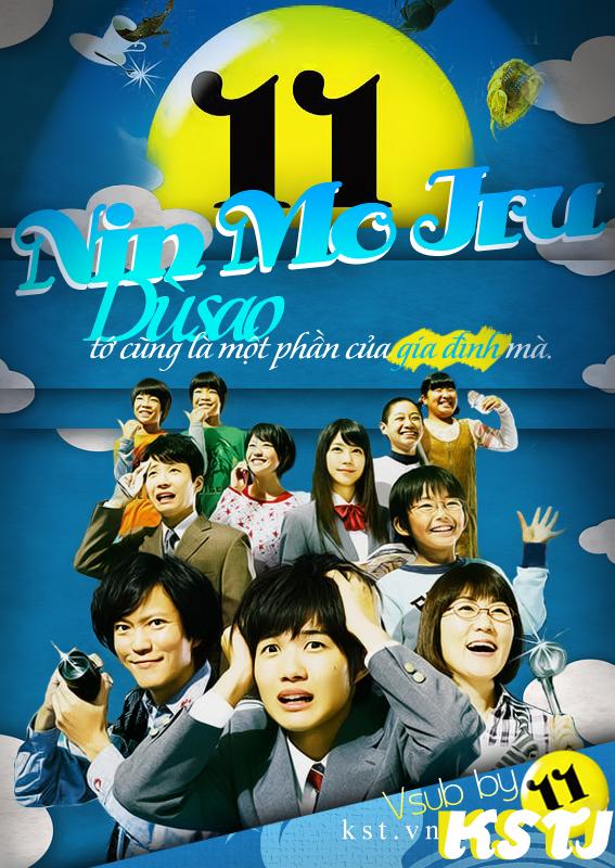 Phim 11 Nin Mo Iru! - 11 Nin Mo Iru! - VietSub