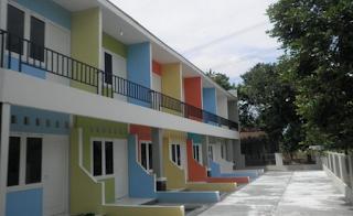 Desain Rumah Kontrakan atau Kost Lantai 2