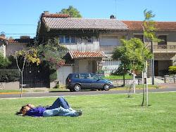 La casa original, antes de remodelarla