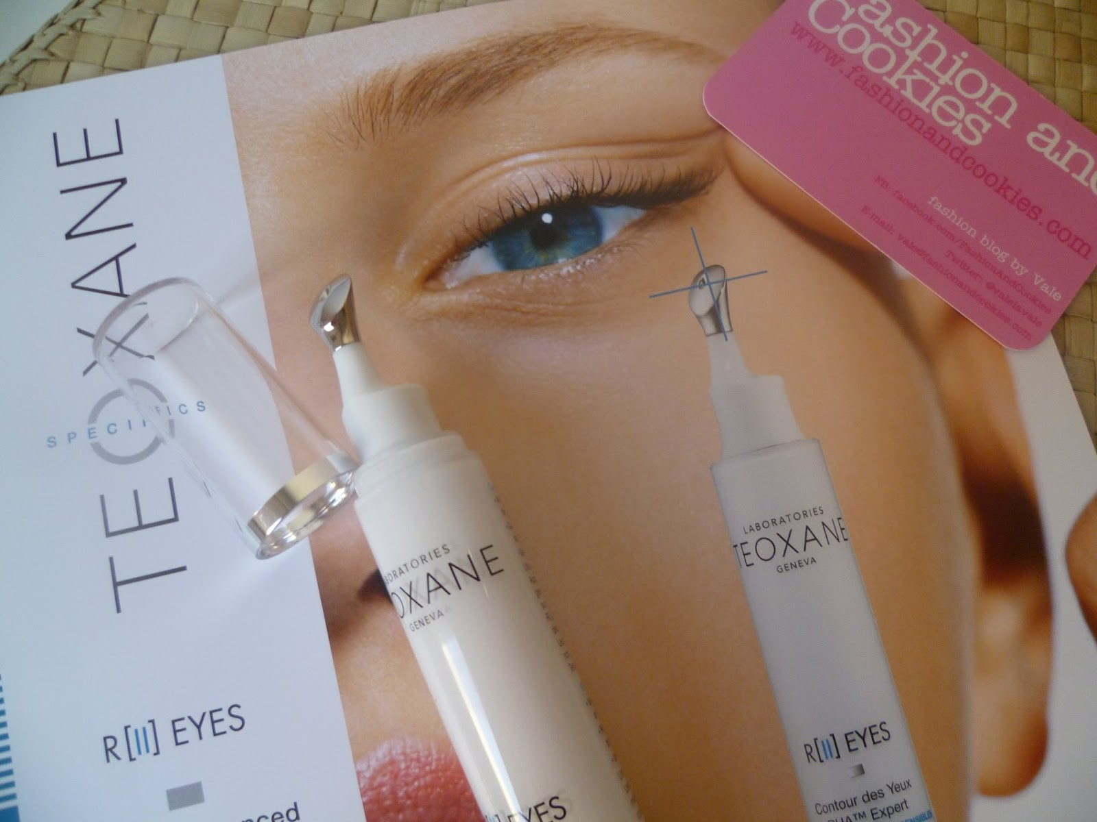 Teoxane Advanced Eye Contour review on Fashion and Cookies fashion and beauty blog