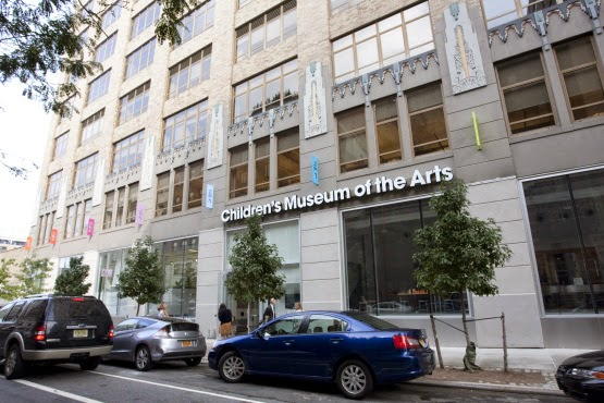 Children's Museum of the Arts em Nova York