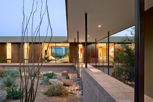 Levin Residence in Arizona