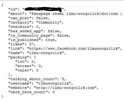 Cara Terbaru Mengetahui ID Facebook