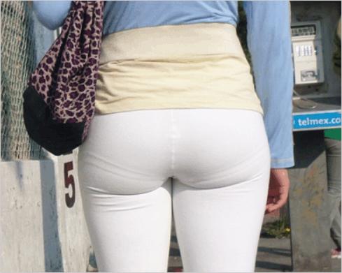 Firm ass spandex pics