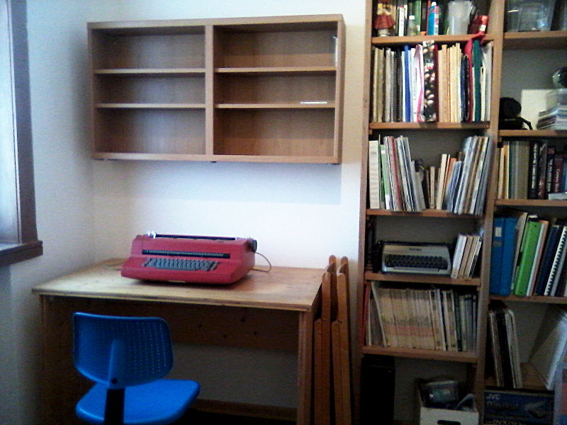 2012 08 19 - my writing desk