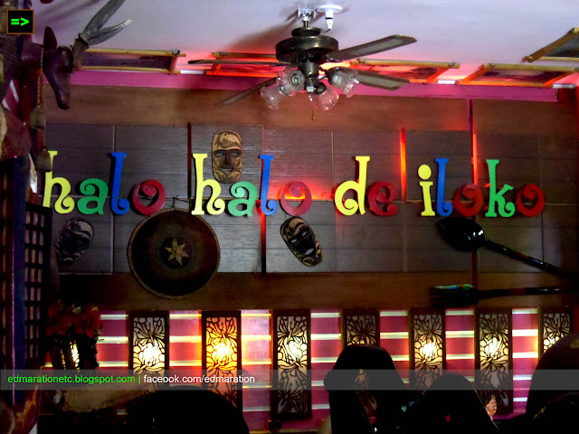 halo-halo de iloko balay interior
