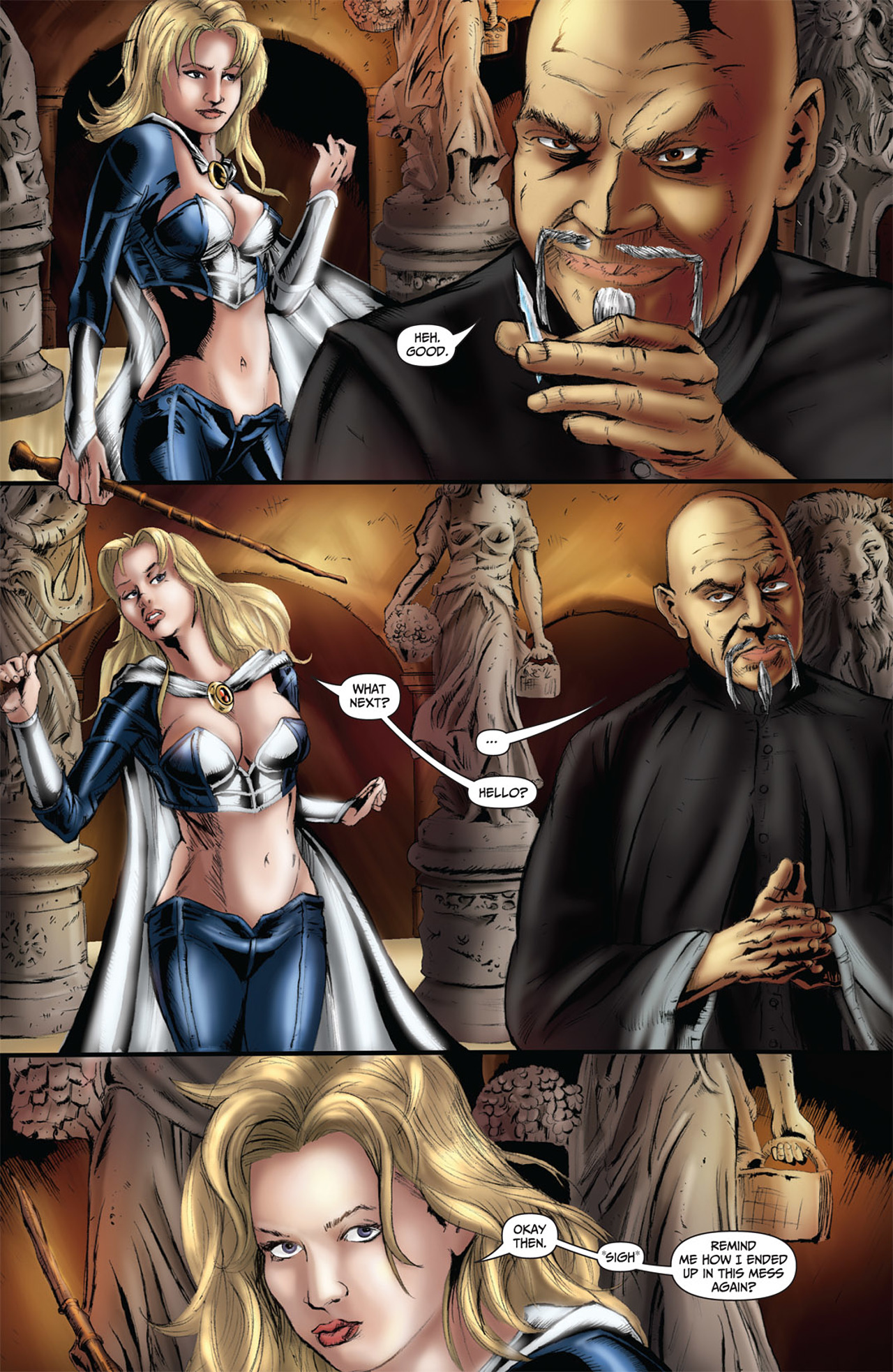 Grimm Fairy Tales (2005) Issue #48 #51 - English 6