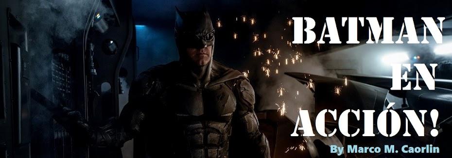 Batman en Acción!