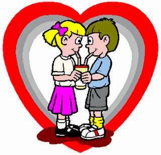 Gambar Animasi Orang Jatuh Cinta