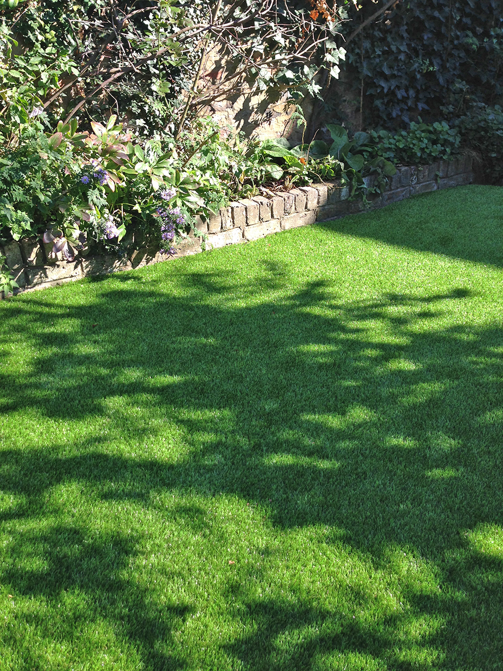 Artificial lawn - French For Pineapple Blog