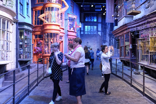 myharublog Warner Bros Studio Tour London The Making of Harry Potter