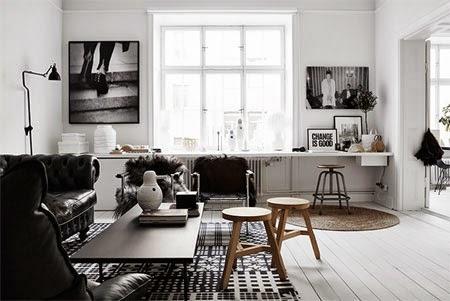 Zwarte Interieur Tips : Lil tips scandinavië in het interieur