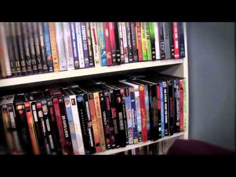 Blu-Ray library