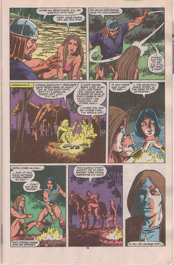 Conan the Barbarian (1970) Issue #236 #248 - English 15