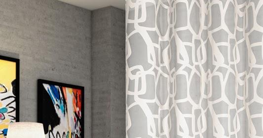 Arredamento di interni tende per interni moderne tessuti for Siti di arredamento interni