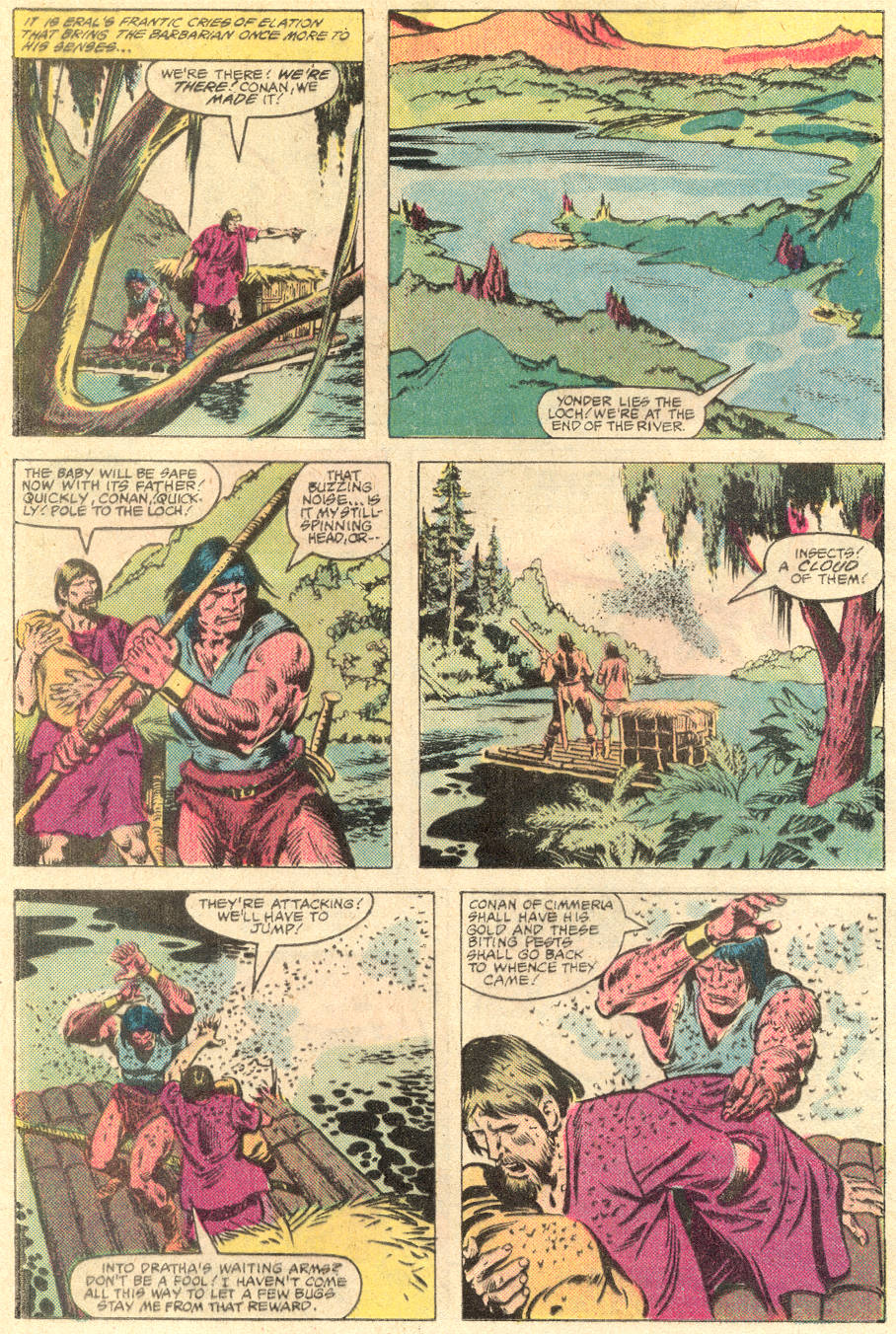 Conan the Barbarian (1970) Issue #136 #148 - English 15