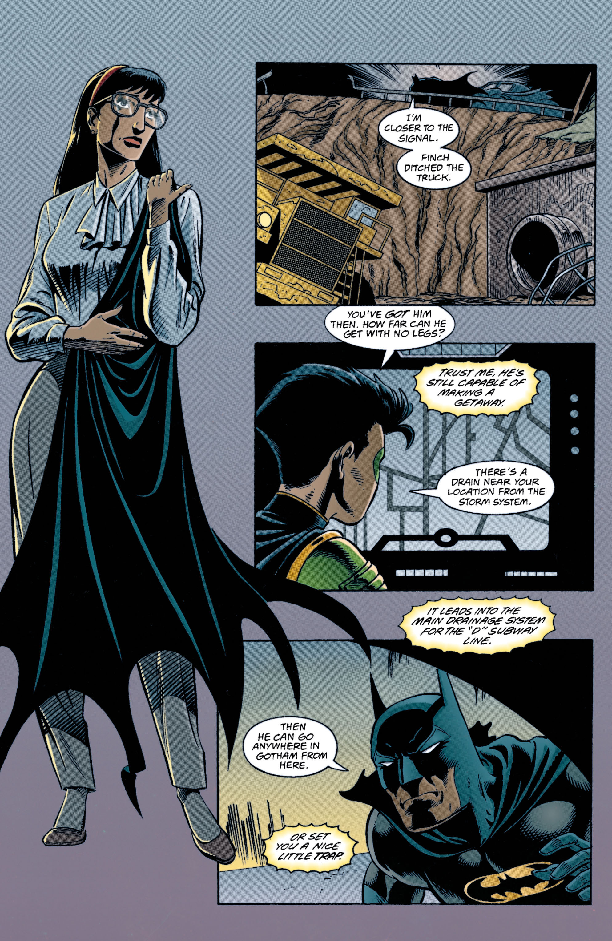 Detective Comics (1937) Issue #713 Page 14