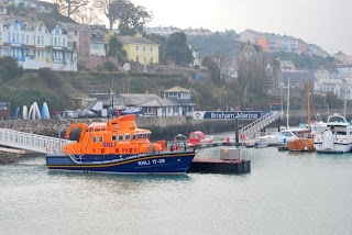 Our Charity Of Choice - Brixham Lifeboat
