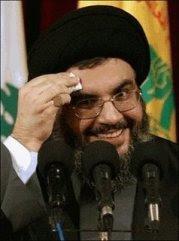 Hezbollah leader Nasrallah
