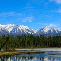 Wrangell-St. Elias the largest National Park