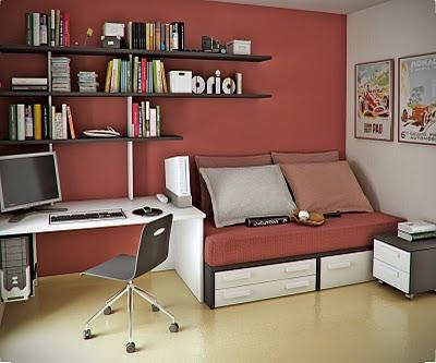 Site Blogspot  Bedroom Furniture on Design Home  Modern Furniture In Kids Bedroom Design By Sergi Mengot