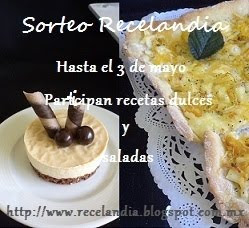 Sorteo Recetalandia
