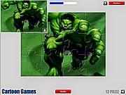 Game xếp hình người khổng lồ xanh, chơi game xep hinh online