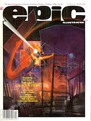 'Epic Illustrated' No. 26, October 1984