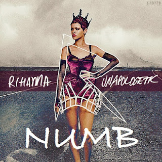 Rihanna - Numb Lyrics 2012
